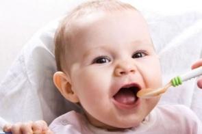 Quando começar a dar papinha para o bebê?