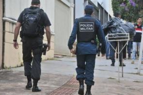 Servidores da Segurança Pública de MS são alvos de operação do Gaeco
