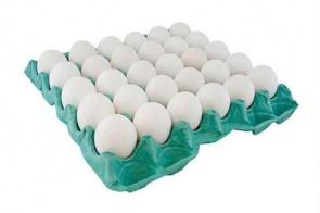 Ninguém vende mais barato: Nesta Quarta-Feira (16) na Frutaria Pague Pouco você paga R$ 4.90 na cartela de Ovos brancos
