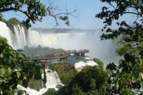 Roda-gigante de volta a Foz do Iguaçu