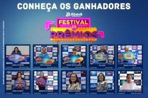 Abevê realiza último sorteio da Campanha Festival de Prêmios