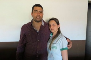 Completando idade nova nesta segunda-feira 28, o comerciante Tiago Rodrigues do Nascimento