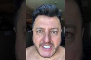 Emocionante: Irmãos gêmeos especiais de Itaporã recebem mensagens de Bruno da dupla Bruno e Marrone