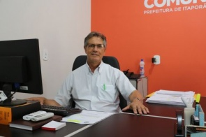 Eri Martinelli assume Gerência de Serviços Urbanos em Itaporã
