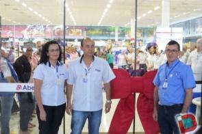 Abevê inaugura  primeiro supermercado com autoatendimento em Dourados, veja as fotos