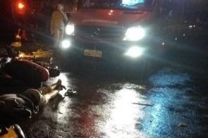 Dupla segue militar por 12 quadras e morre em tetativa de assalto