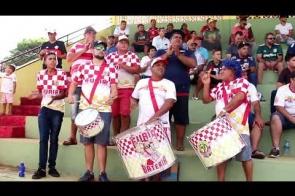 Assista o gol do Sete nos acréscimos sobre o União ABC em Itaporã no estádio chavinha
