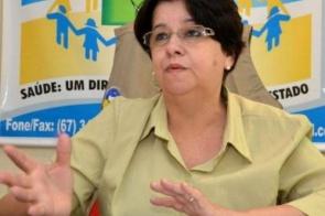 Berenice volta a ser nomeada secretária de Saúde da Prefeitura de Dourados