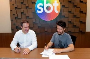 SBT contrata Oscar Filho para integrar programa de Maisa Silva