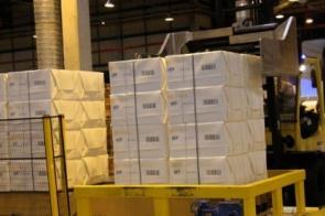 Celulose e carnes puxam exportações e balança fecha com superávit de US$ 266 mi em fevereiro