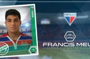 Após se destacar na Copa SP, douradense é contratado pelo Fortaleza