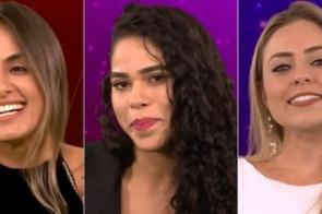 Carolina, Elana e Paula formam o décimo Paredão do BBB19