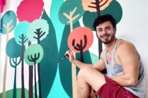 Diego Campos e a Arte do Grafite