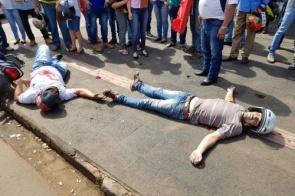 Policial de folga evita assalto e manda dois 'pra vala' em Ponta Porã