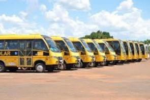 Por falta de manutenção, ônibus escolares estão parados em Dourados