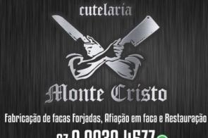 Em Itaporã, conheça os serviços da Cutelaria Monte Cristo