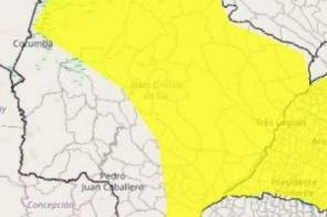 Defesa Civil alerta para risco de chuvas intensas em 55 municípios de Mato Grosso do Sul