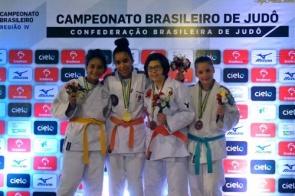 Judô de Itaporã conquistou título brasileiro em Rondônia