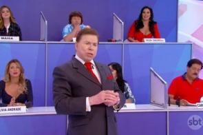 """Silvio Santos anuncia que fará versão do """"Casos de Família"""" no próprio programa"""