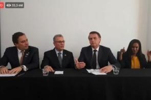 Bolsonaro nega que tenha feito 'acordo' para indicar Sérgio Moro para o STF