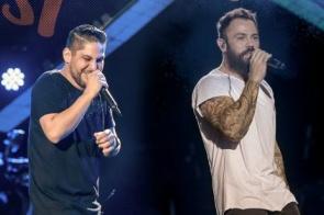"""Após anúncio do fim da dupla, redes sociais de Jorge e Mateus são limpas e fãs ficam desesperados: """"Acabou?"""""""