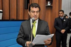 Marçal reivindica reforma do Batalhão da PM em Fátima do Sul