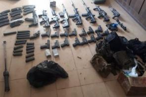 Outros 2 guardas municipais são presos em investigação sobre arsenal