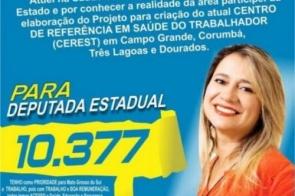 Suspeita de fraudar contas, candidata foi 100% financiada por recursos públicos