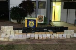 Carga de cocaína avaliada em mais de R$ 5 milhões é apreendida em ônibus de turismo