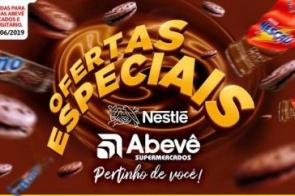 Confira as ofertas especiais Nestlé que o Abevê Supermercados preparou para você