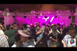 Assista: Billy e Bruno música surto de amor na festa do laço em Itaporã