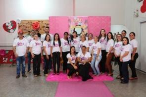 Em Itaporã Tarde da Beleza marca Dia Mundial de Conscientização da Violência contra a Pessoa Idosa