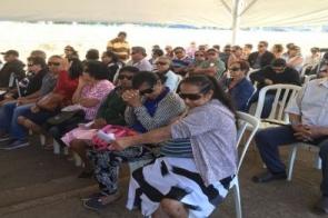 Em poucas horas, Caravana da Saúde realiza mais de 100 cirúrgias de catarata