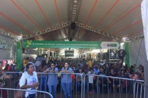 Prefeitura de Itaporã envia pacientes para Caravana da Saúde que acontece em Campo Grande