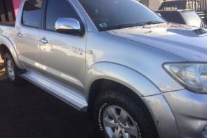Vende-se Toyota Hilux 3.0 Turbo diesel 4x4 automática