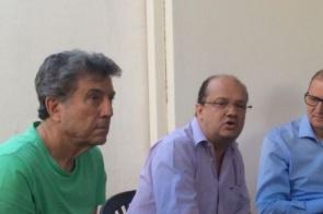 Barbosinha é lançado por Murilo como pré-candidato a prefeito de Dourados