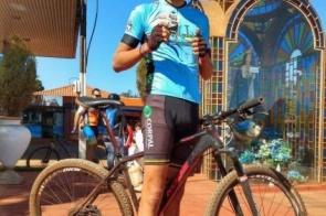 Jovem Ciclista de  Itaporã é destaque  na 3ª Copa Regional de Ciclismo no do Paraguai