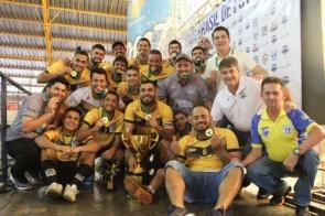 Equipe de Dourados conquista a 46ª Taça Brasil de Futsal