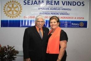 Neste sábado, Rotary Club e Casa da Amizade empossam nova diretoria