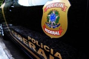 PF cumpre dez mandados de prisão contra acusados de tráfico de drogas