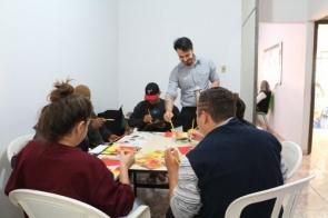 Prefeitura de Itaporã idealiza arte urbana ofertando Oficina de Arte e Grafite