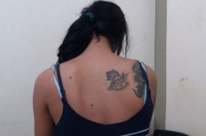 Mulher é presa após espancar a filha de 4 anos em Dourados