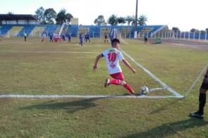Seduc goleia Ceart na estreia da segunda fase do Estadual Sub-17