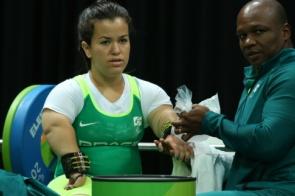 Brasileira luta por medalha no Mundial Paralímpico de Halterofilismo
