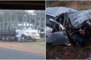 Colisão entre carro e caminhão mata motorista na MS-276