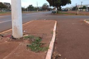 Acidente mata motociclista na Coronel Ponciano