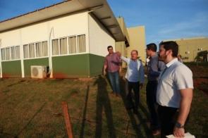 Direção do IFMS Dourados pede ajuda de Barbosinha para obra de ampliação da unidade