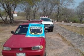 Polícia de MS recupera veículo roubado há 20 anos em SP