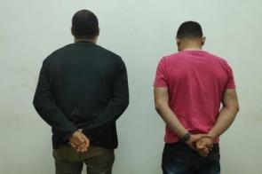 Contrabandistas são presos com cigarro e inseticida na MS-162