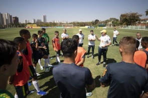 Seleção Sub-17: convocados para amistosos na Inglaterra em setembro